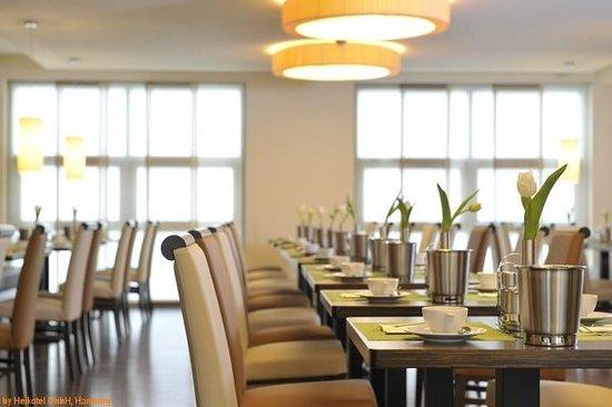 Heikotel - Hotel Am Stadtpark: Frühstücksraum