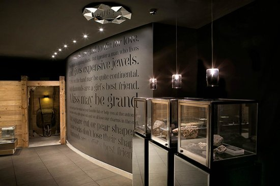 Cape Town Diamond Museum Interior