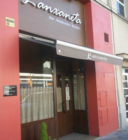 Restaurant L'anxaneta