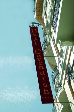 Hotel  Le Cavendish: Façade