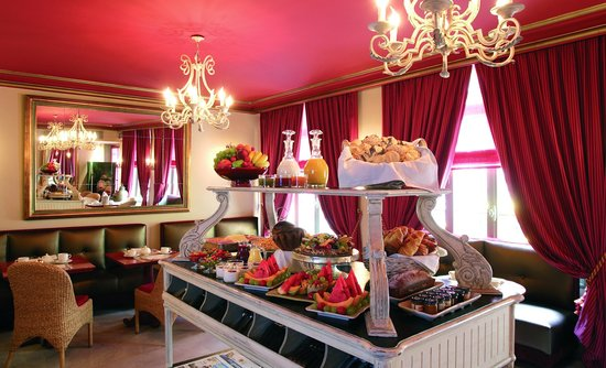 Hotel  Le Cavendish: Buffet breakfast