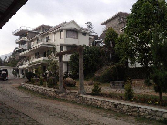 Ayur County Resorts: Resort