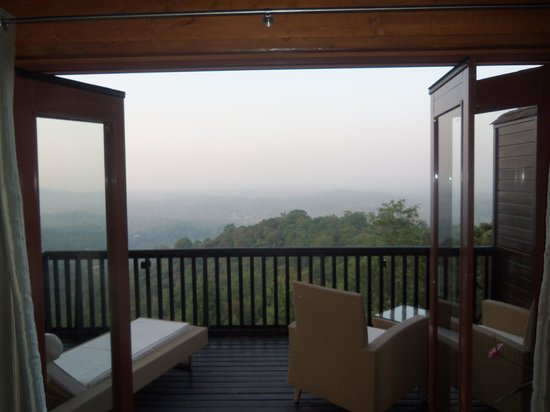 The Tamara Coorg : view from the room