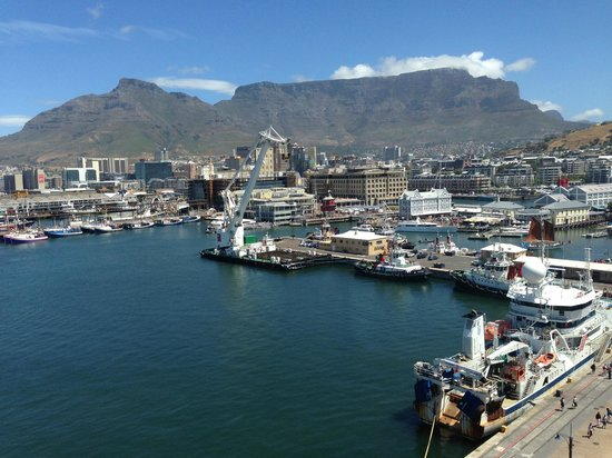 Waterfront Table Mountain Cape Town Picture Of The Table Bay - Table mountain hotel cape town