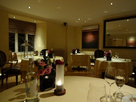 Whatley Manor Hotel   Spa  DINING ROOM. DINING ROOM   Picture of Whatley Manor Hotel   Spa  Malmesbury