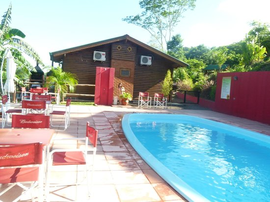 Costa del Sol Iguazu: vista desde la piscina