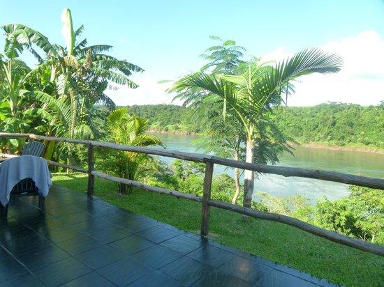 Costa del Sol Iguazu: vista desde cañafistola