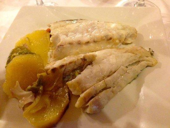asador la candela : Corbina fish  al Horno