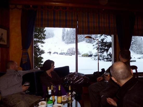 Hotel les Buttes : Apéro