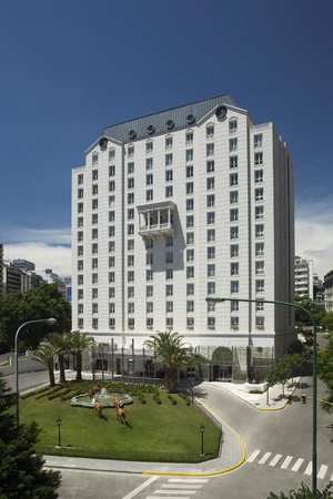 Four Seasons Hotel Buenos Aires: Fachada