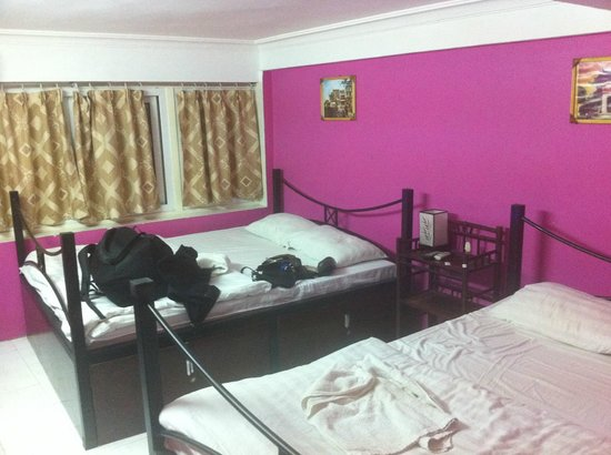 Hanoi Hostel: Hang Ma -Private Room