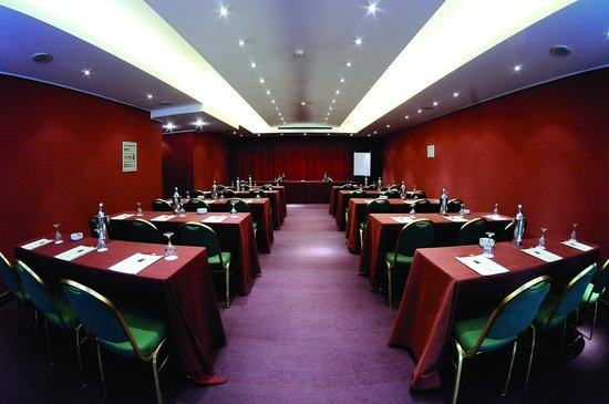 Michelangelo Hotel: Meeting Rooms