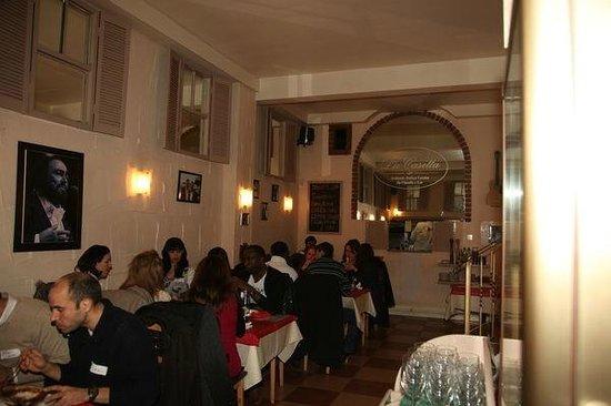 La Casetta Italian Restaurant: Internations event 13-01-13