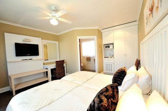 Beachwalk Bed and Breakfast: Twin room