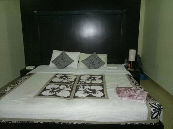 Sandat Bali:                   Room on Ground floor