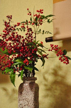 Yasugien: 季節のお花