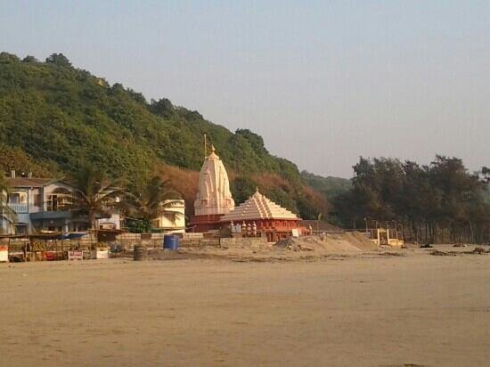 Ganpatipule India  city photo : ganpatipule mandir Picture of Ganapatipule Beach, Ganpatipule ...