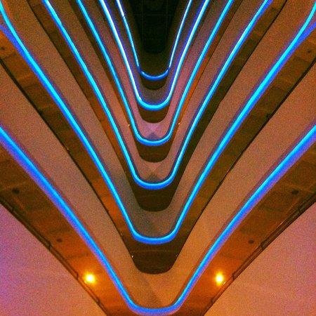 Concorde De Luxe Resort:                   otelin iç görünüşü