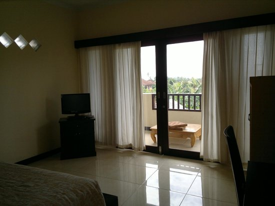 Sandat Bali:                   room on 3rd floor