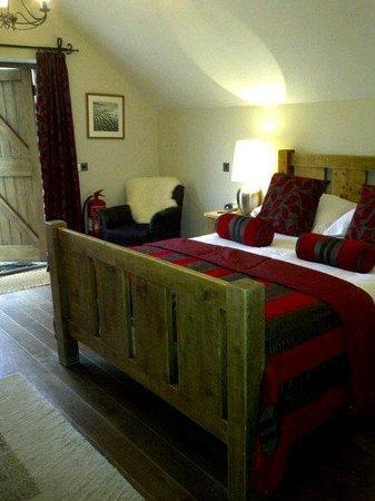 The Newbridge on Usk: executive double room