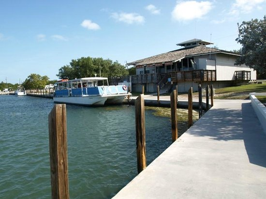 Bahia Honda State Park Campgrounds: Dive Shop, Gift Shop and Harbor