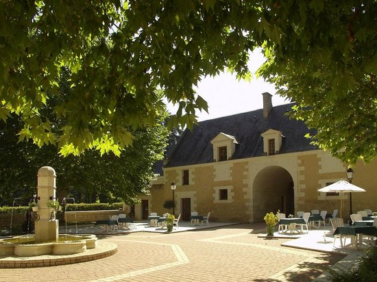 Chateau de la Menaudiere