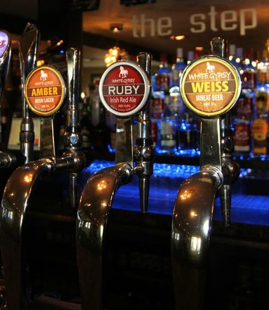 The Step Inn Irish Craft Beers