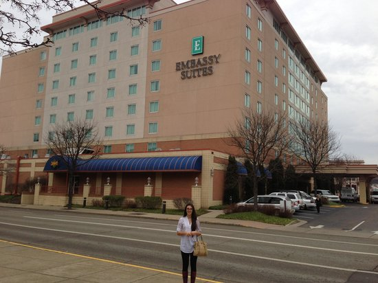 Embassy Suites by Hilton Charleston:                   Embassy suites at Charleston WV