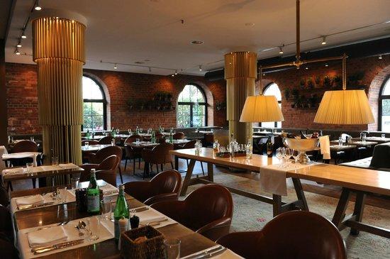 Restaurant Mangold: Mangold - das Restaurant im Gastwerk