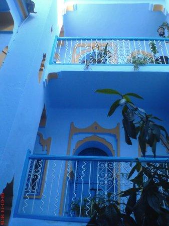 Hotel Dar Terrae :                   patio