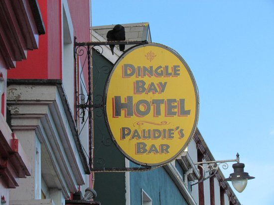 Dingle Bay Hotel: charming
