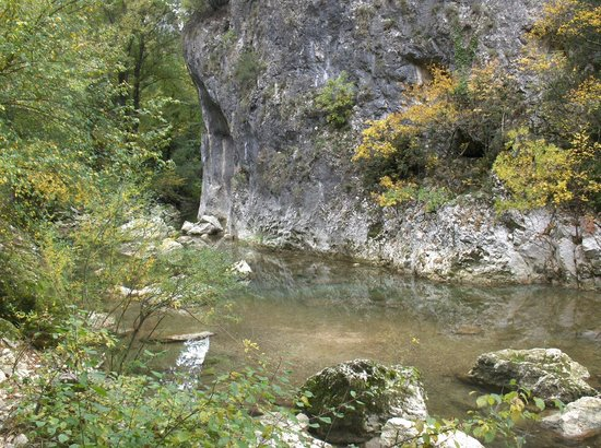Serra San Quirico, إيطاليا: Gola di Frasassi 