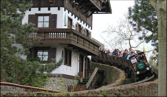 Soltau, Deutschland: вроде и виражи не страшные, а дух захватывает