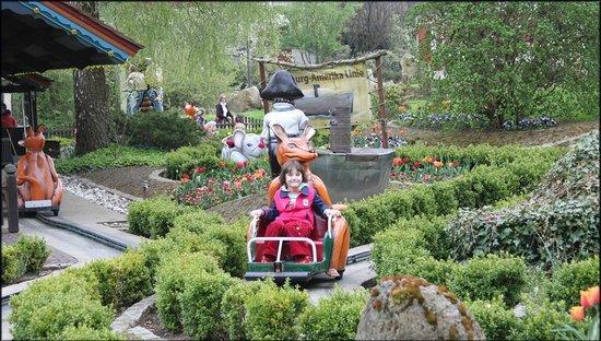 Heide Park: и для маленьких романтиков