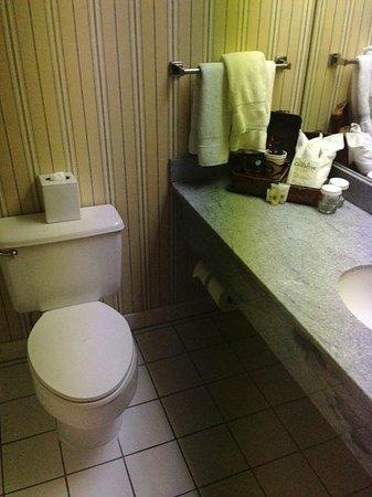 The Desmond Hotel Malvern: Bathroom