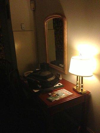 The Desmond Hotel Malvern: Desk