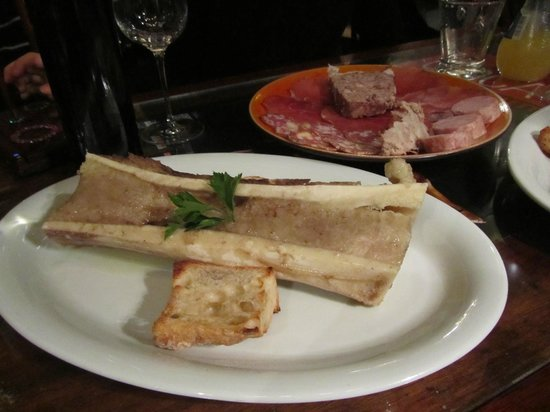 Clown Bar : Bone marrow..yummy!
