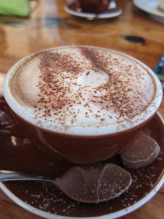Cafe Encounter : cafe mocha