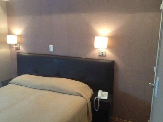 Hotel Comfort Baires: las camas son buenisimas