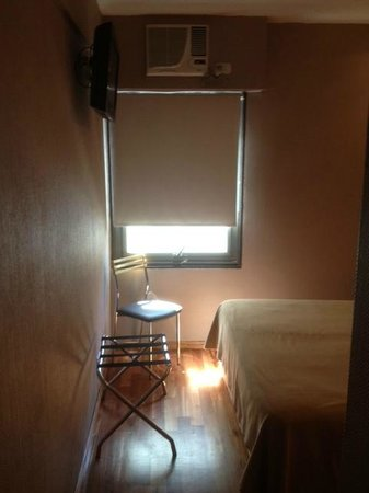 Hotel Comfort Baires: foto de entrada al cuarto