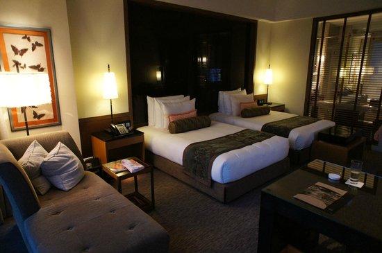 โรงแรมแมนดาริน โอเรียนทอล โตเกียว: 広くて快適でした。