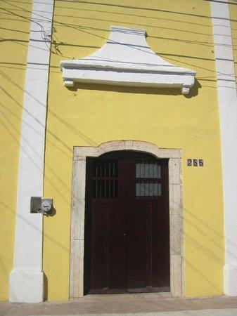 Casa Axis Mundi : Eingang
