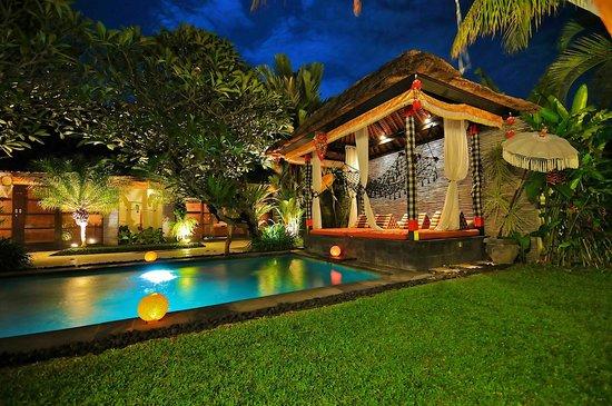 The Zala Villa Bali:                   Villa Zala