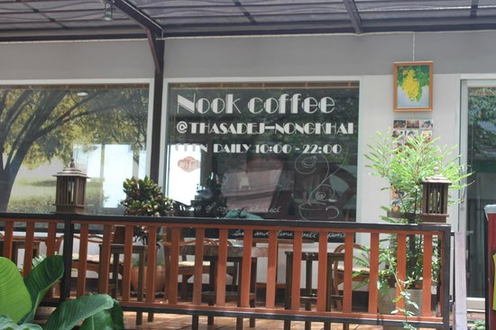 Nook coffee