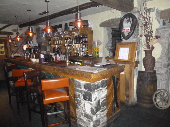 The Stagger Inn: The Stagger Bar