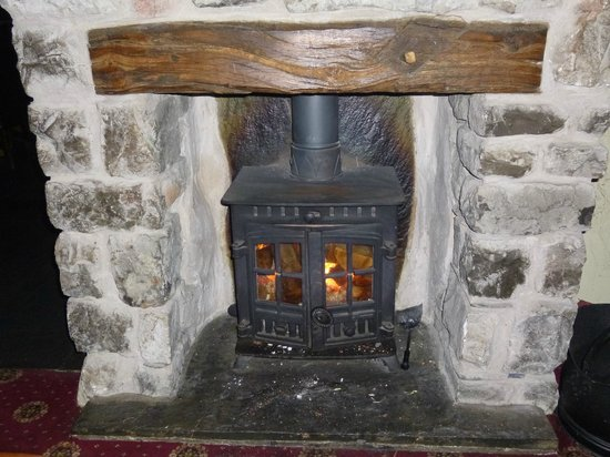 The Stagger Inn: Our fires