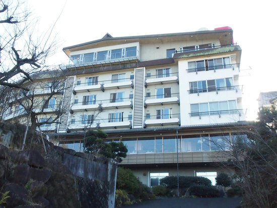 New Hakkeien : hotel外観