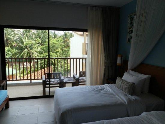 Deevana Plaza Krabi Aonang: chambre