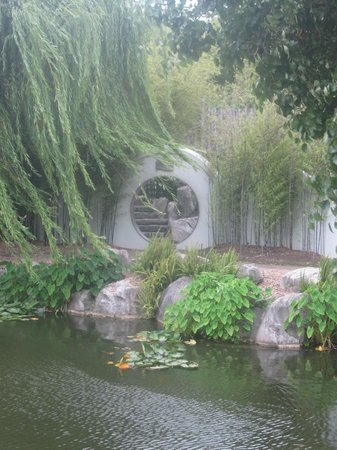 Chinese Garden of Friendship:                   6