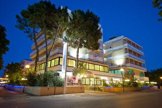 Valverde, إيطاليا: Hotel Metropolitan